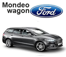 ford mondeo wagon leasen