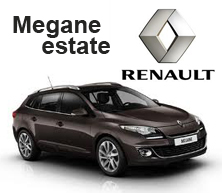 megane estate leasen